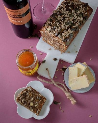 Küchen-Tipp_Honig-Brot_Käseplättli